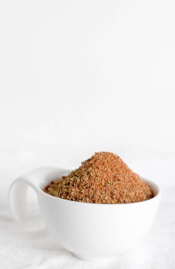All Purpose , Homemade, BBQ Seasoning | www.infinebalance.com