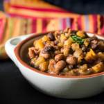 Vegan Butternut Chili | Slow-cooker recipe | www.infinebalance.com