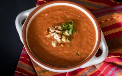 Favourite Peanut Tomato Soup