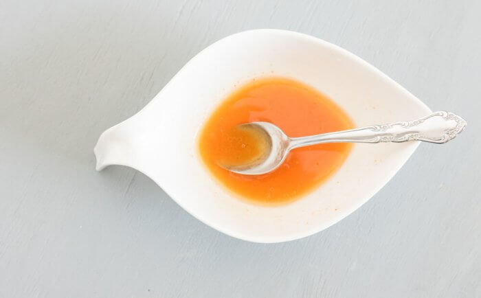 spicy sesame lime dressing