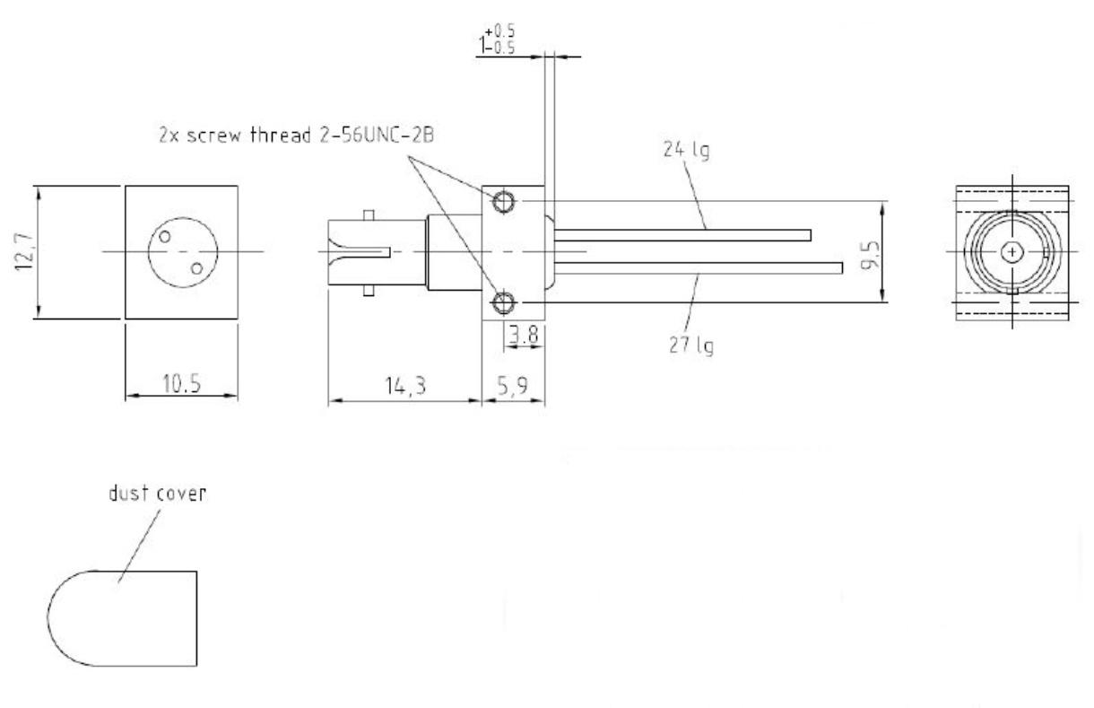 Laser Diode Spl Pl90 A