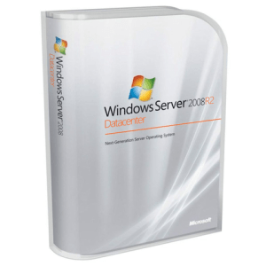 Windows Server 2008 R2 Datacenter Licencia RETAIL para 1 Pc