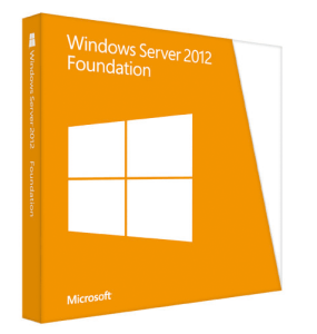 Windows Server 2012© Foundation Licencia RETAIL para 1 Pc