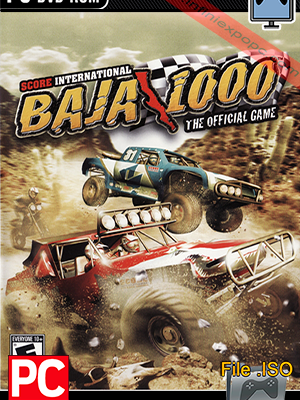 Score International Baja 1000 Poster