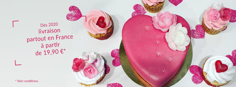 Gâteau personnalisable