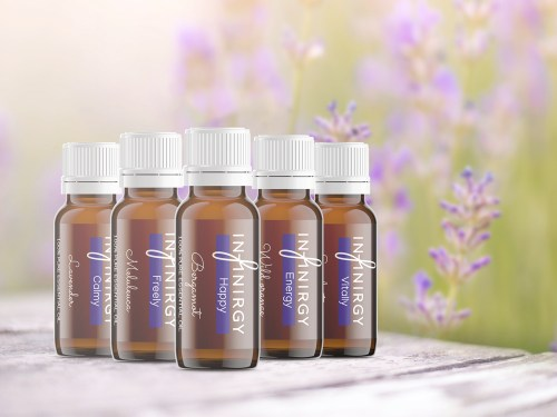 Infinirgy 100% Essential Oils