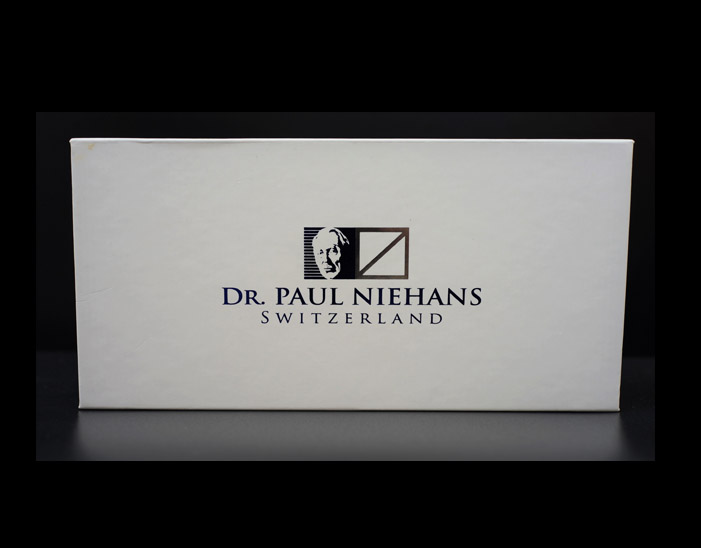 Paul Niehans Box (for every product)