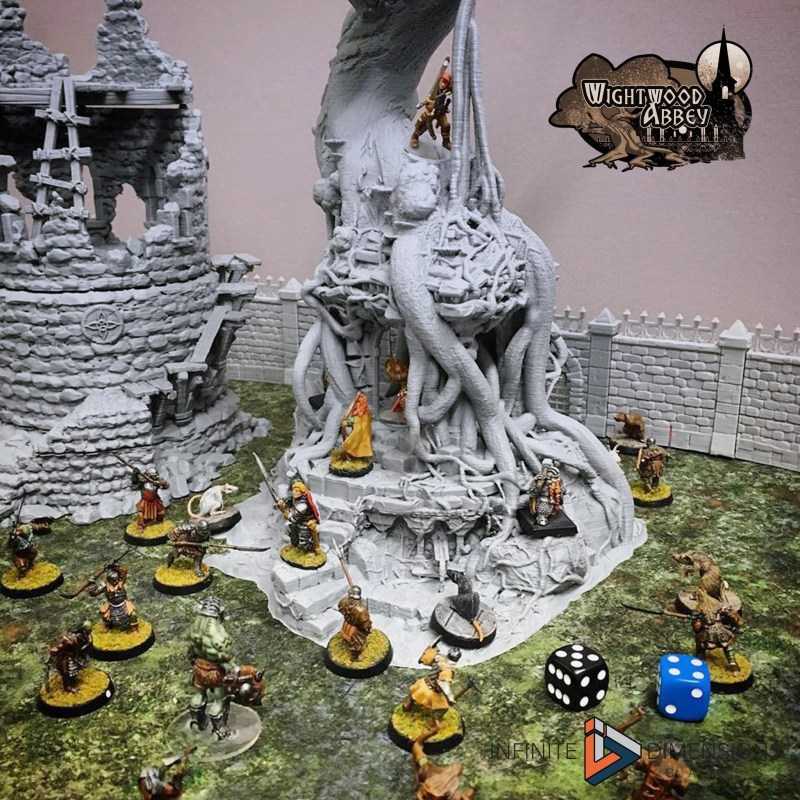 Ancient Shrine in play