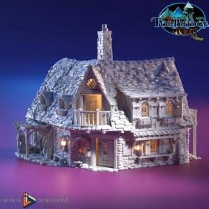 Last Hearth Keep's Cottage