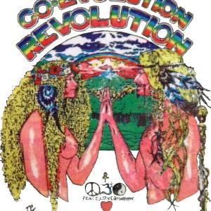 Co-Evolution Revolution Sticker