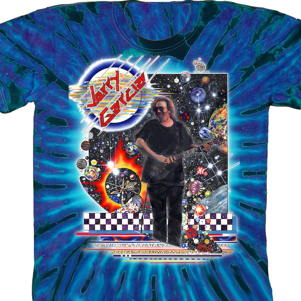 Jerry Garcia Band T-shirt