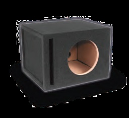 Atrend 12SV MOJO Single 12 Memphis MOJO Vented Subwoofer Box