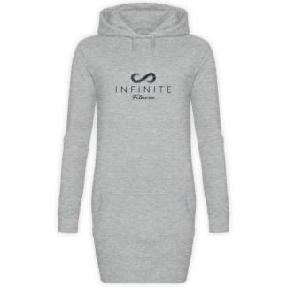 Infinite Fitnesswear - Damen Hoodie-Kleid-6807