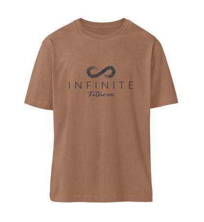 Infinite Fitnesswear - Boyfriend Organic Crop Top-7068