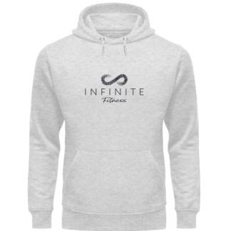 Infinite Fitnesswear - Unisex Organic Hoodie-6892