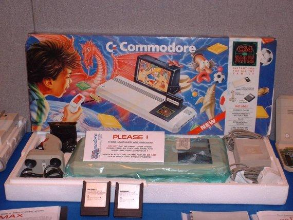 The Commodore C64GS - A Retrospective - Infinite Frontiers