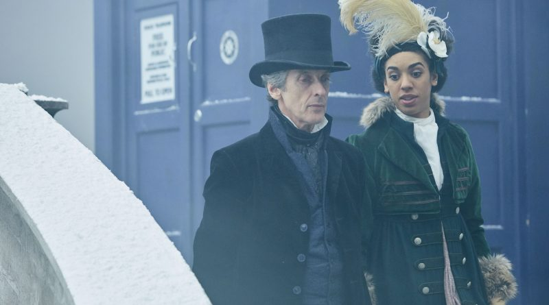 Image result for doctor who thin ice