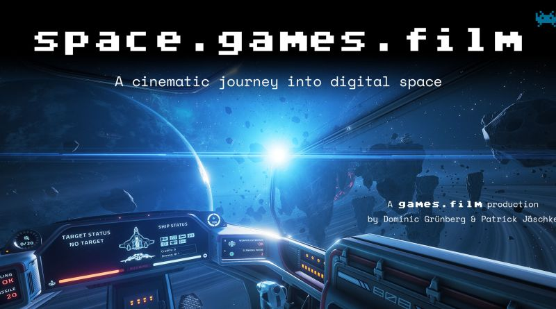 Film Review: space.games.film (Documentary, 2019)