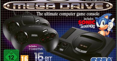 First 20 Games Confirmed For SEGA Mega Drive Mini