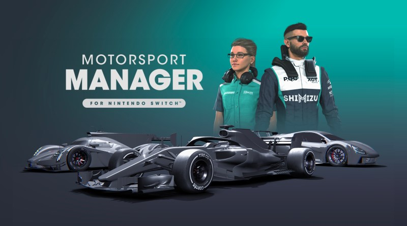 Game review: Motorsport Manager for Nintendo Switch (Switch)