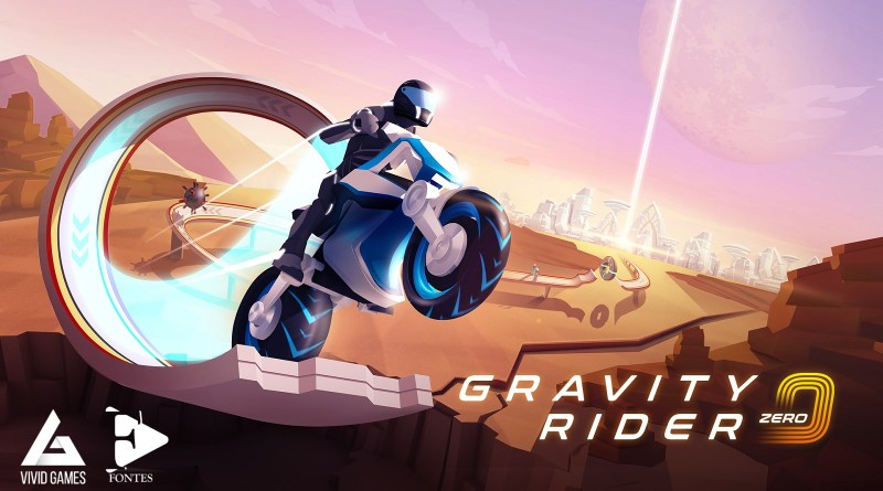 Game Review: Gravity Rider Zero (Android)