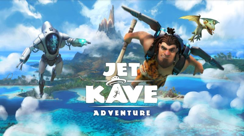 Game Review: Jet Kave Adventure (Switch)