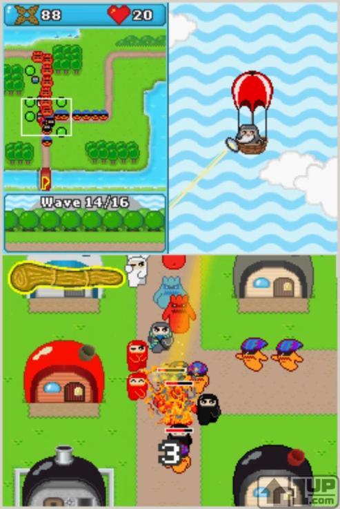 Ninjatown screenshot