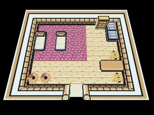 Zelda 3D interior