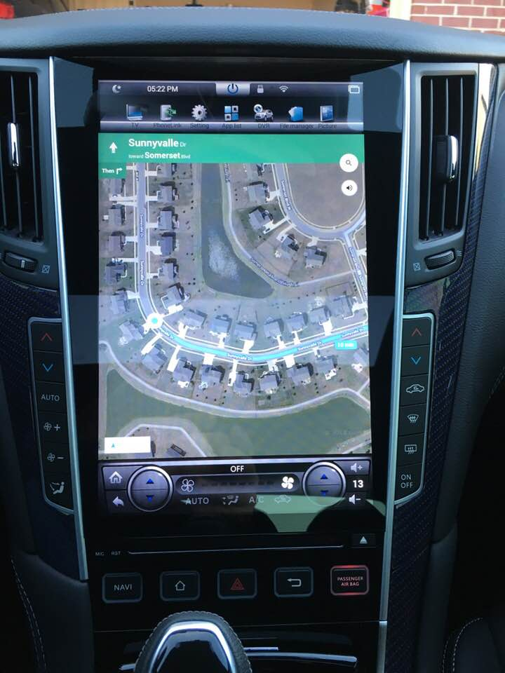 Infiniti Apps Android
