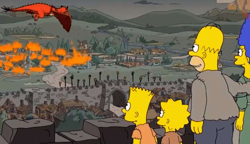 prediction fulfilled by The Simpsons