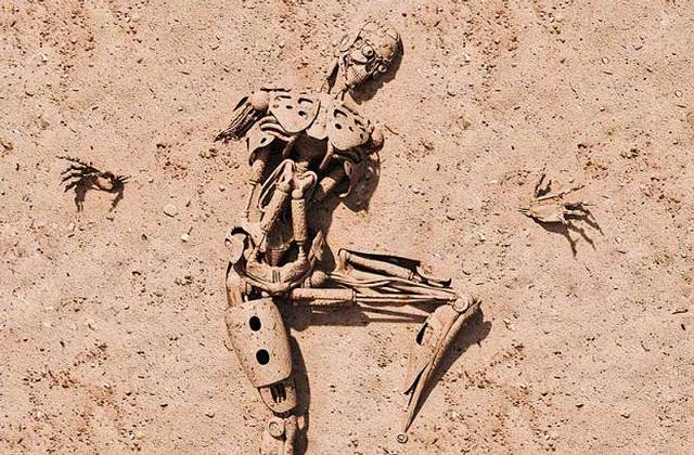 Robots In Ancient Times