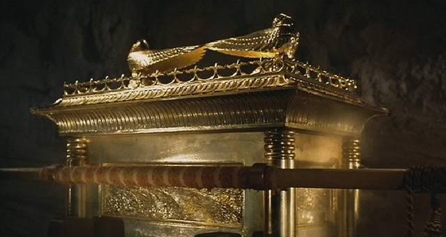 Archaeologists discovered the stone table where Ark of the Covenant rested