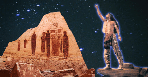 The mystery of the Cherokee and the people of the stars
