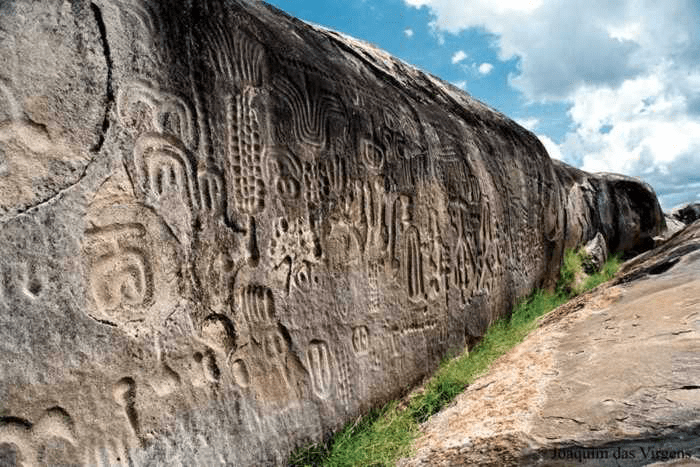 Rising in the middle of the waters of the Brazilian river of Ingá, the mysterious Inga Stone is an archeological treasure that still raises controversy today.