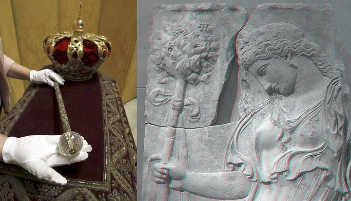 monarchical scepter
