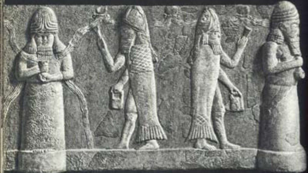 Oannes: the Extraterrestrial Goddess who gave his knowledge to humanity