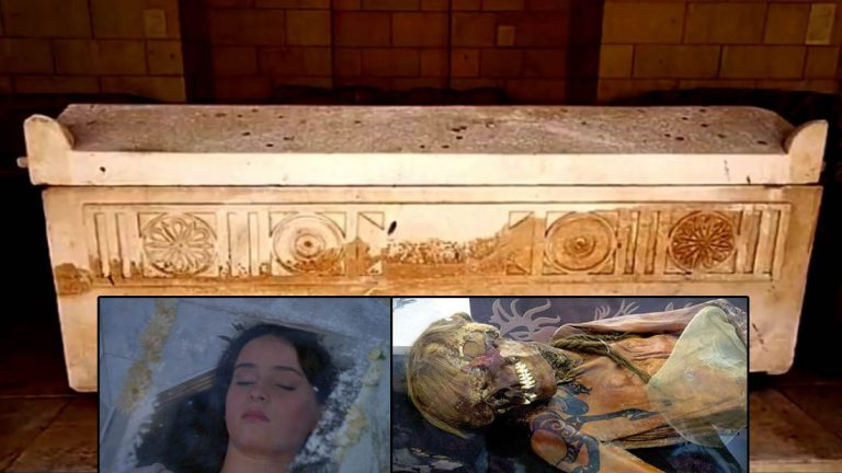 Princess Tisulsky: Alleged find of an 80 million years old woman
