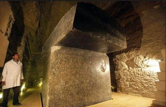 The Giant Sarcophagi of Saqqara: Inter Dimensional Portal Used By Ancient Egyptians?