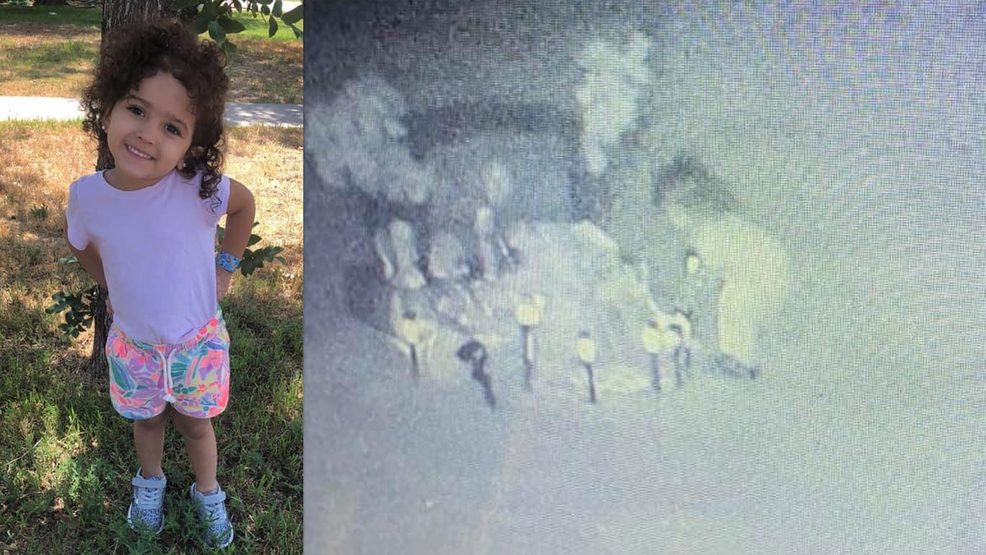 Ghost Of A Little Girl Was Caught On Tape And Was Identified By Her Mother