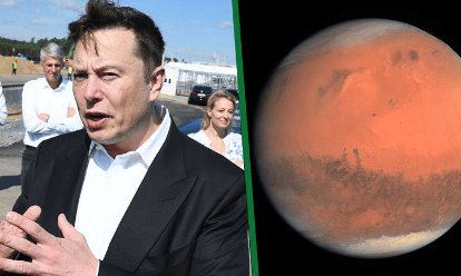 Free Planet: SpaceX Will Establish Its Own Laws On Mars