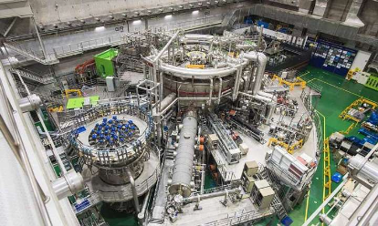 Korean Artificial Sun Sets New World Record By Maintaining 100 Million Degrees For 20 Seconds