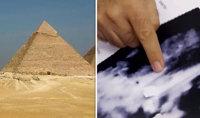 Archaeologist claims to have found Hidden Pyramids Under The Saqqara Desert