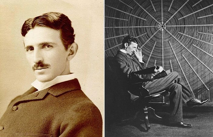 How Nikola Tesla And Marconi Overheard Messages From Aliens From Mars