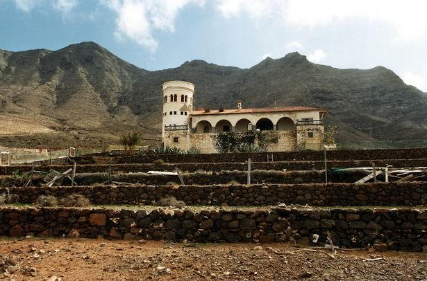 The Nazi Villa in the Canary Islands: Place Where Hitler And Other Nazis Secretly Underwent Plastic Surgery