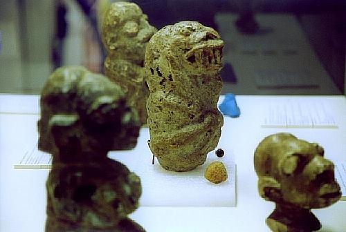 Nomoli Statuettes