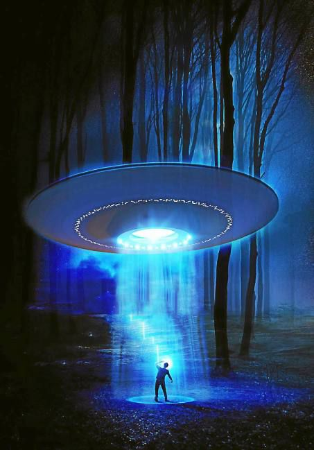 The Alien Abduction Of Gerry Battles: Extraterrestrials Told Him How The World Will End