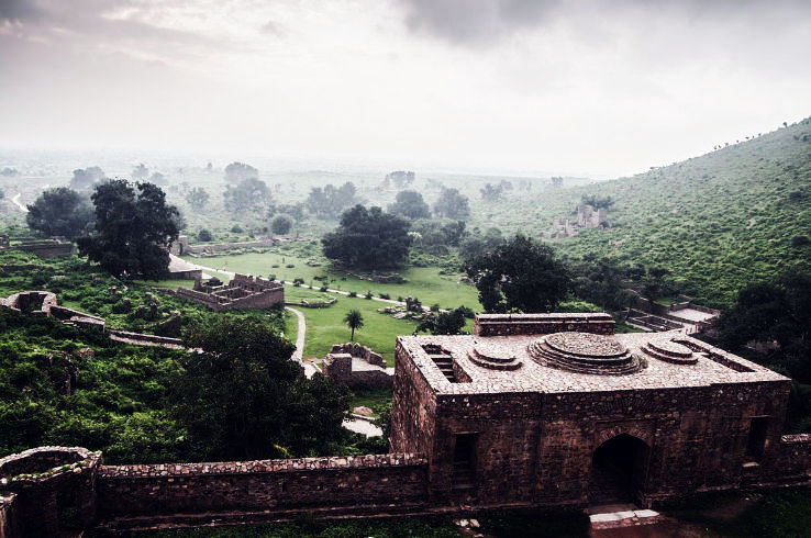 Top 5 Haunted Places In India
