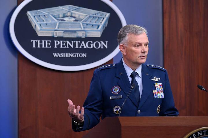 Gen. Glen D. VanHerck Speaking About GIDE