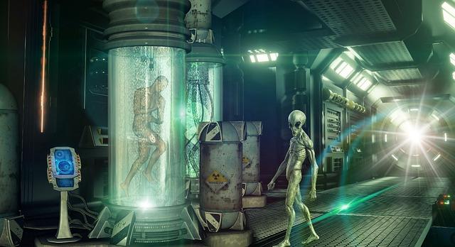 Alien Abduction Of Phillip Kinsella