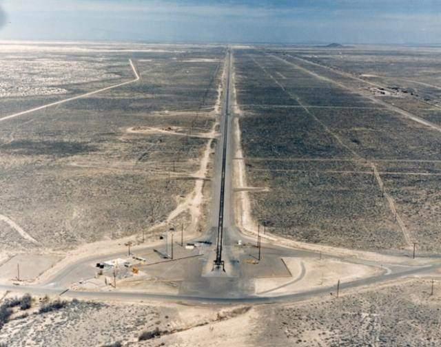 UFO Landing At Holloman Air Force Base